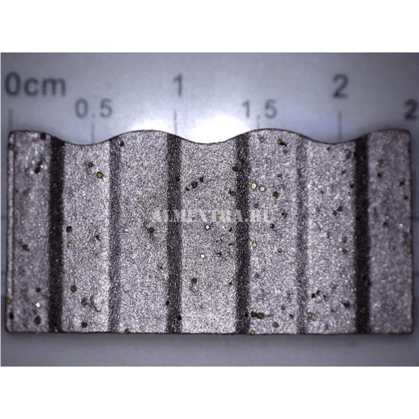 Алмазный сегмент Carbodiam SX premium