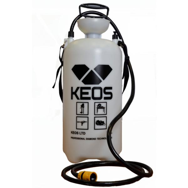 Бак подачи воды KEOS 17 литров